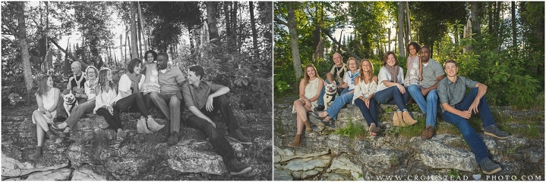Door County Family Session Family Photographer Wisconsin Family Photographer Sturgeon Bay Green Bay
