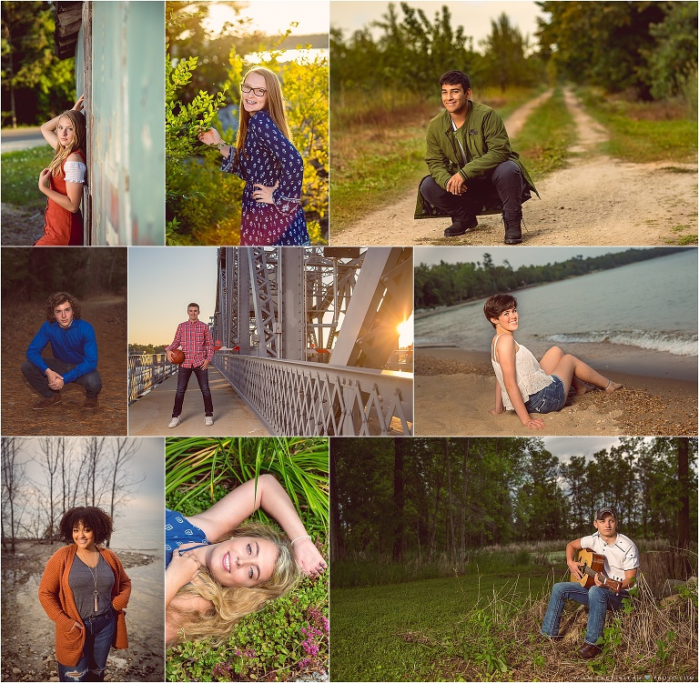 Door County Sturgeon Bay Green Bay Wisconsin High School Senior Photographer