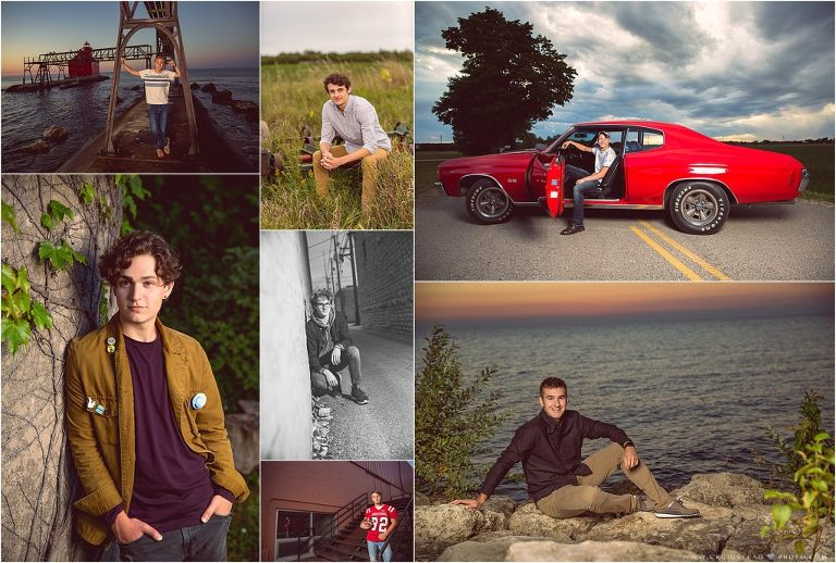 Door County High School Senior Photographer